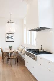 Kitchen Built In Bench 17 Best Ideas About Kitchen Bench Seating On Pinterest Banquette