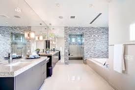 study built ins coronado contemporary home office. Contemporary Master Bathroom With Super Thassos Glass 12 In. X Polished Marble Study Built Ins Coronado Home Office