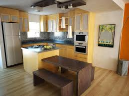 small kitchen layouts with dining