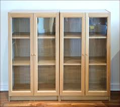 bookcases ikea glass door bookcase interior marvelous about remodel home decoration ideas with billy doors