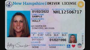 Licenses Phasing Ids Newly Nh Dmv In Designed Begins
