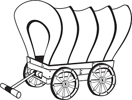 Covered Wagon Cliparts Free Download Clip Art And Coloring Page