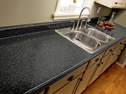 Of Granite Kitchen Countertops How To Paint Laminate Kitchen Countertops Diy