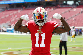 3 best NFL trade destinations for 49ers WR Marquise Goodwin
