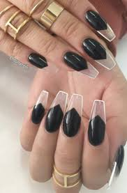 25+ beautiful Transparent nails ideas on Pinterest | Clear nails ...
