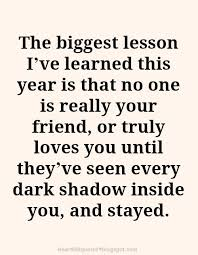 Heartfelt Quotes Simple The Biggest Lesson I've Learned Heartfelt Love And Life Quotes