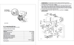 TOYOTA RAV4 RAV 4 1996 2000 WORKSHOP REPAIR MANUAL 1997 1998 1999 on ...