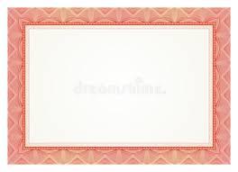 Certificate Frame Border Stock Illustrations 64 956