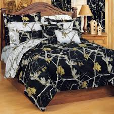 duvet bedding sets queen camouflage comforter size realtree ap black