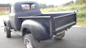 49 Chevy 4x4 pickup - YouTube