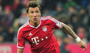Fan club of @mariomandzukic9 croatia national team player and: Arsenal And Chelsea Rivalled By Atletico Madrid For Mario Mandzukic Football Sport Express Co Uk