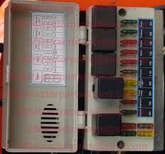 online buy whole tractor fuse box from tractor fuse box c703 003 fuse box assembly of jinma jm 45 65hp tractors