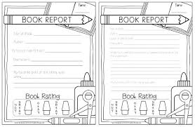creative book report ideas for 3rd grade fun biography template professional design nonfiction