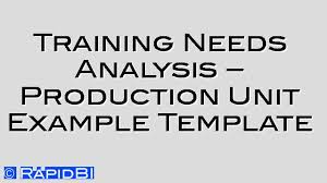 Sample Needs Analysis Extraordinary Tagged As Training Needs Analysis Archives RapidBI