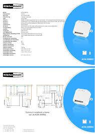 Klikaanklikuit Dubbele Schakelaaracm 3000h2 Duurzame Energie