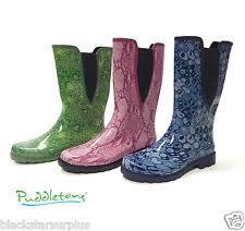 garden boots. Women\u0027s Puddleton By Ranger Garden/Barn/Rain Boots 6,8,9, Garden