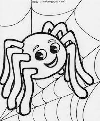 Small Picture Scary Halloween Coloring Pages Best Coloring Page Coloring