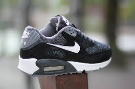 nike shoes air max black 90. nike air max 90 grey white black anthracite shoes