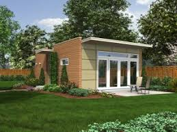 tiny backyard home office. Seattle Backyard Cottage. Tiny House Home Office