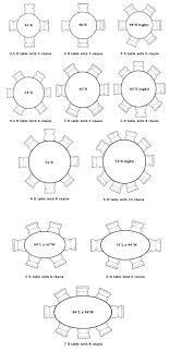 60 round table seating round table seating chart 60 inch round dining table seats how many