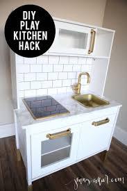 DIY Play Kitchen Hack | for makaila | Pinterest | Diy play kitchen .