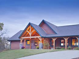 Bailey Oak Timber Frame