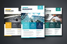 Business Flyer Template Vsual