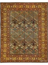 blue bamyan persian rug