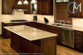 Backsplash For Santa Cecilia Granite Countertop Interesting Santa Cecilia Granite Backsplash Russellscott