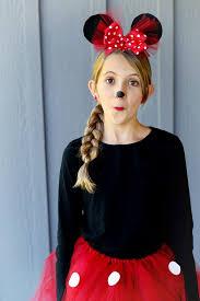 tween costume idea minnie mouse
