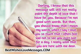 deep love letters for her to make her
