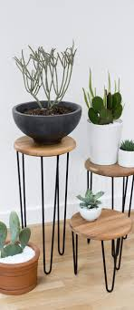 Londres Modular Table - Copper. Modern Plant StandDiy ...