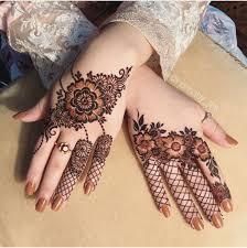 Ganpati Mehndi Design Top 121 Simple Mehndi Designs For Girls In India 2019