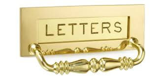 croft architectural engraved letters letter plate with handle 12