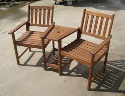 52 wooden garden bench and table set garden wooden bistro set