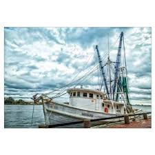 on boat wall art with shrimp boat wall art cafepress