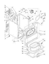 Kenmore residential dryer parts model 11074832400 sears best kenmore rh blurts me whirlpool dryer diagram whirlpool