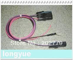 longyue 10set tpi tbi 3 wire heated oxygen o2 sensor wiring harness oxygen sensor wire harness extension at Oxygen Sensor Wiring Harness