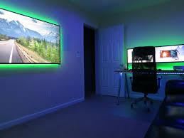 best light for office. Lighting:Home Office Man Cave Album On Imgur Philips Hue Lamp Starter Kit Light Strips Best For R