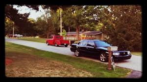 62 Chevy C10 - first run after rewire - YouTube