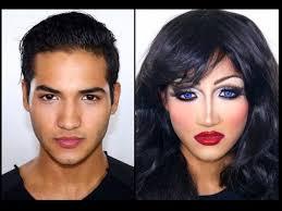 drag queen make up tutorial