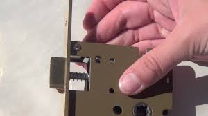 How to Rehand a Single-Point Mortise Lock (Replacement for lock in ...