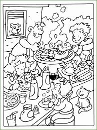Kleurplaat Barbecue Kayra Examples