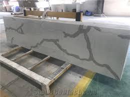 calacatta engineered quartz quartz kitchen countertop kitchen island