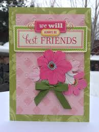 gift ideas for friends friendship card this best friends card gift is a pretty simple and gift ideas for friends