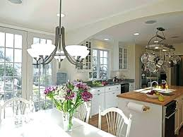 swag chandelier over dining table lighting over kitchen table kitchen table lights attractive swag chandelier over