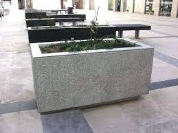 concrete planter boxes cement lightweight concrete planter boxes adelaide