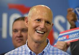 Florida Sen. Rick Scott is now refusing ...