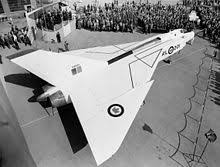 fly by wire avro cf 105 arrow first non experimental aircraft flown a fly by wire control system
