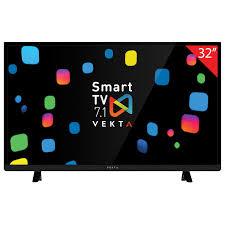 "<b>Телевизор VEKTA LD</b>-<b>32SR4715BS</b>, 32"" (81 см), 1366х768 ..."